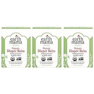 Earth Mama Angel Baby Angel Baby Bottom Balm 2-Ounce Jars (Pack of 3) 14 51ANeYNJveL. SS300