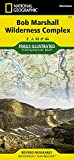 Bob Marshall Wilderness (National Geographic Trails Illustrated Map (725))