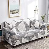 PPMP Fundas de Spandex para sofá para Sala de Estar, Funda elástica para sofá, Fundas para sillón, Protector de Muebles A16, 1 Plaza