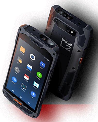 Sunmi L2 SmartOrder - Industrie Terminal, Android Kasse, Kassenterminal, 1/2D Zebra Scanner, Tabletkasse, Kasse-Speedy, Mobile Kasse, (RKSV & GDPdU) konform!