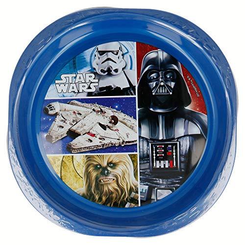 Lot de 3 Assiettes Picnic Star Wars Classic