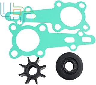 Ignar Boat Engine New Water Pump Impeller Service Kit for Honda BF8A 06192-881-C00 18-3279