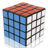 EACHHAHA Classic Standard 4x4x4 Smooth Speed Reliable Puzzle – Professional Original Magic Cube For Kids and Adults