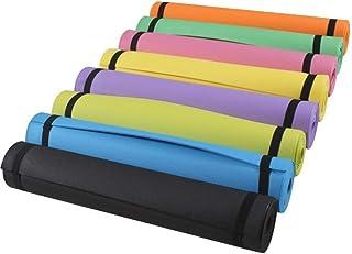 GUOJIAYI 4mm yoga mat indoor fitness thickened non-slip mat sports Pilates yoga mat gymnastics sports blanket blanket weig...