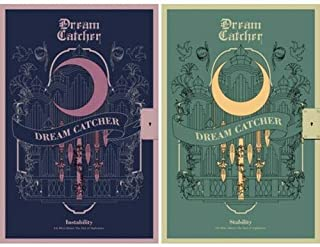 K-POP DREAM CATCHER - 4th MINI Album [The End of Nightmare] (Stability + Instability, all versions SET) Music 2CD + 2p Folded Poster + Photo Book + 6p Photo Cards + 2p Transparent Cards + Tracking No