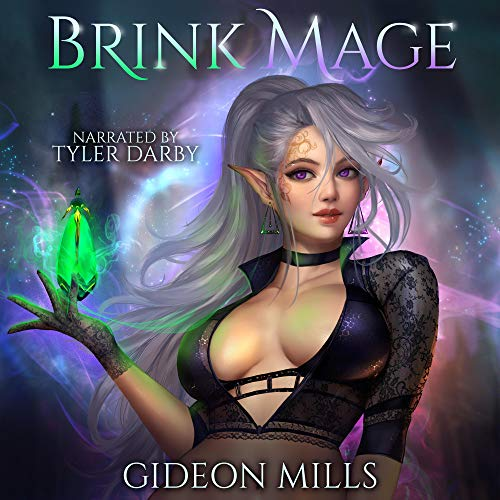 Brink Mage cover art