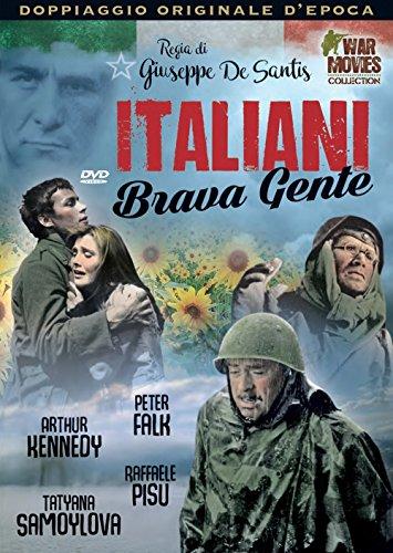 Dvd - Italiani Brava Gente (1 DVD)