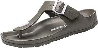 Men's Summer Beach Breathable Shoes Sandals Male Slipper Flip Flops Flat Shoes Classic shoes