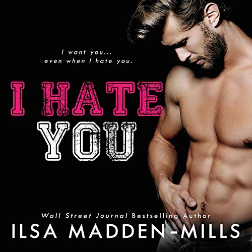 I Hate You audiobook cover art