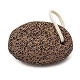 Frcolor Piedra pómez Natural Lava la tierra para el removedor del callo del pie exfolia la piel muerta