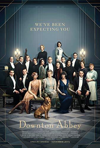 Lionbeen Downton Abbey Movie Poster 70 X 45 cm