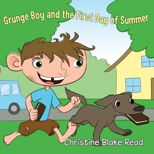 Grunge Boy and the First Day of Summer audiobook cover art