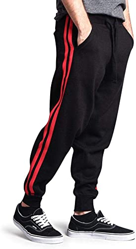G-Style USA Premium Cotton Blend Fleece Sweatpants