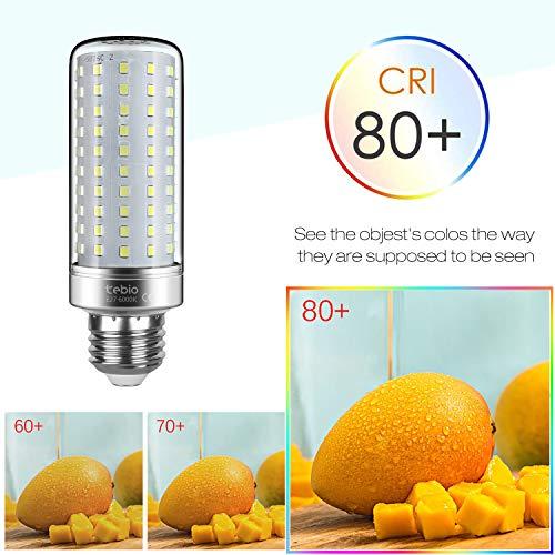 Tebio Bombillas LED