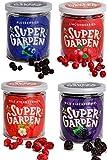 Caja de merienda de Supergarden - Frutas y Bayas Liofilizadas (Frutas del bosque)
