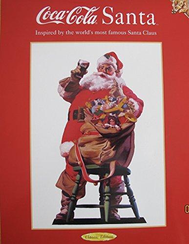 COCA COLA KEN as 'SANTA' DOLL 1948 'Hospitality' CLASSIC EDITION (1999)