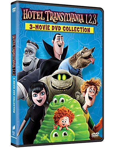 Hotel Transylvanie : Coffret 1 + 2 + 3 [DVD]