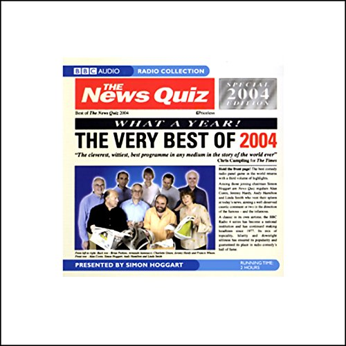 The News Quiz audiobook cover art