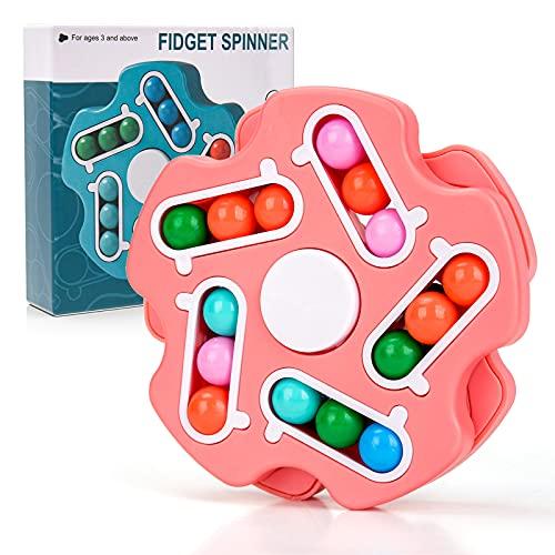 Geschenk Mädchen 6 7 8 9 Jahre, Magic Bean Cube Geschenke ab 8 9 Jährige Mädchen Kinder Geschenke für Kinder Mädchen ab 7 8 Jahre Lernspiele ab 9 10 Jahre Mädchen Magic Beans Mädchen Jungen Spielzeug