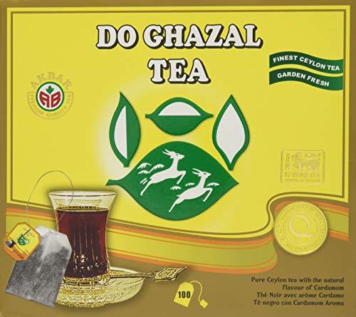 Do Ghazal Kardamom Tee, Teebeutel, 200 g