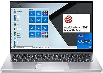 Porsche Design Acer Book RS AP714-51GT-716C 14  FHD Touch 11th Gen Intel Core i7-1165G7 NVIDIA GeForce MX350 16GB LPDDR4X 1TB NVMe SSD Intel Wi-Fi 6 Fingerprint Reader Back-lit Keyboard