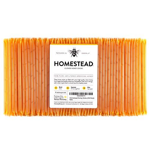 All Natural Honey Sticks