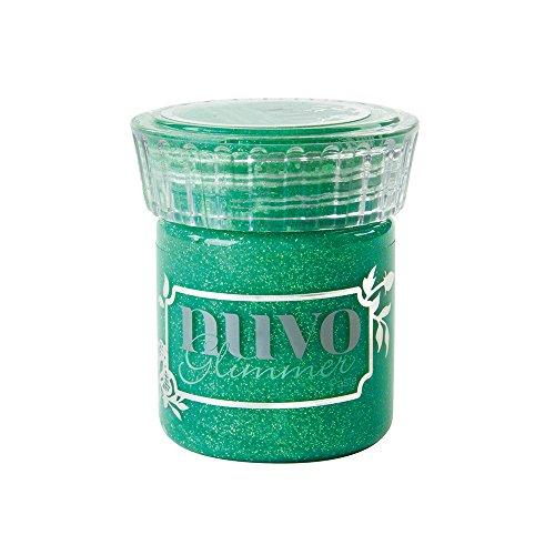 Nuvo Pasta Glimmer Green, Acrílico, Peridoto Verde, 6.00 x 5.00 x 5.00 cm