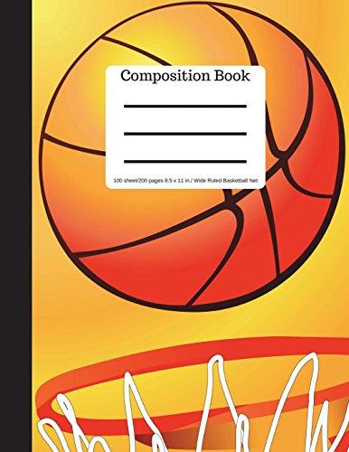 Composition Book 100 sheet/200 p...