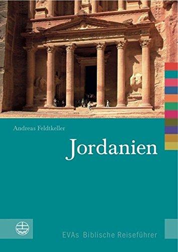 Jordanien: EVAs Biblische Reiseführer (Evas Biblische Reisefuhrer, Band 2)