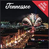 Calendar 2022 Tennessee: Tennessee Official 2022 Monthly Planner, Square Calendar with 19 Exclusive Tennessee Photoshoots from July 2021 to December 2022