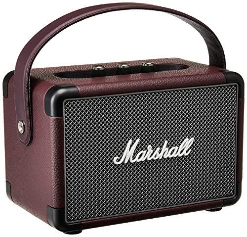 Marshall Kilburn II Burgundy Bluetooth Speaker