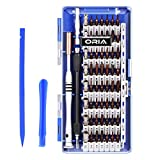 ORIA Precision Screwdriver Set, 62 in 1 S2 Steel Screwdriver Set, Repair Tool Kit for Smartphon…
