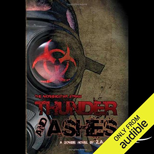 Thunder and Ashes audiobook cover art