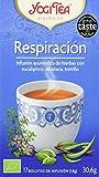 Yogi Tea Respiración - Paquete de 6 x 17 Sobres - Total: 102 Sobres
