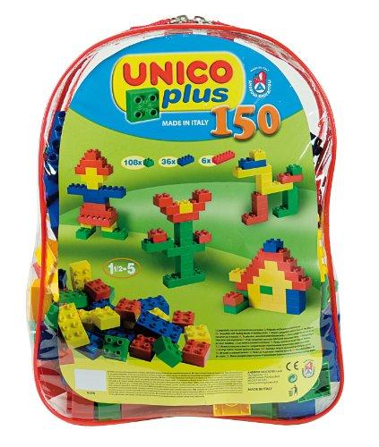 Unico BAU einzige Base-zaino Medium 150pz 8556