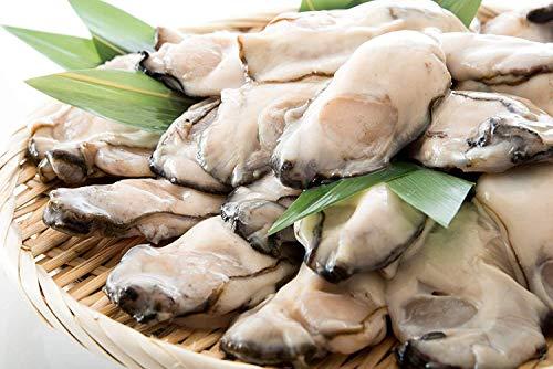 港ダイニングしおそう 広島県産 牡蠣 剥き身 1kg(解凍後850g/大粒2L約26-35粒)