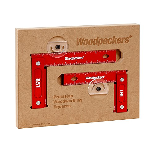 Woodpeckers Model 641-851 Woodworking Square Combo Imperial