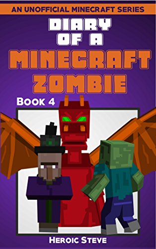 Diary of a Minecraft Zombie Book 4 (An Unofficial Minecraft Book) (English Edition)