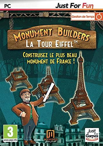 Monument Builders: La Tour Eiffel [Importación francesa]