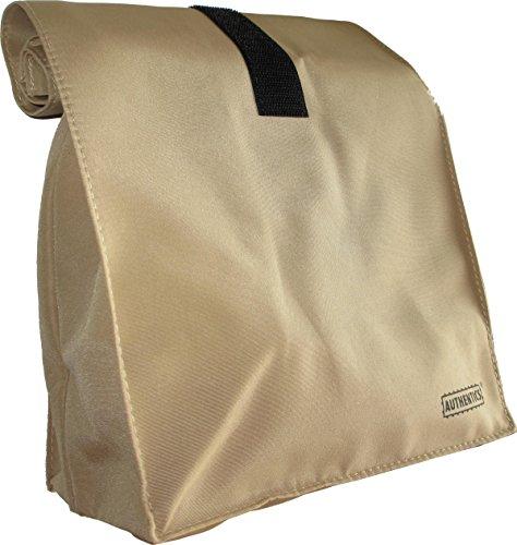 Rollbag/Kulturtasche / Beutel/Kulturbeutel / Kosmetiktasche mit Klettverschluss