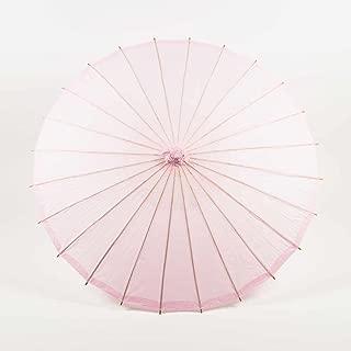 pink parasol umbrella