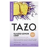 Tazo Dessert Delights Tea Glazed Lemon Loaf Tea