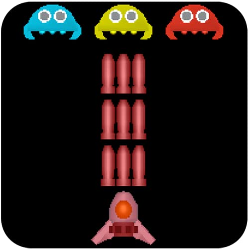 Space Shooter Invaders Mobile