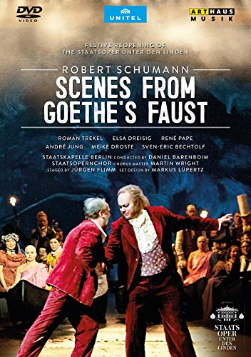 Scenes from Goethe's Faust [2 DVDs]
