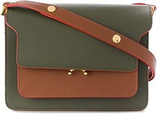 Luxury Fashion | Marni Womens SBMPN09U47LV589Z288R Green Shoulder Bag |