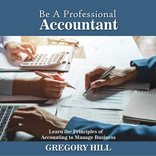 Be a Professional Accountant  By  cover art