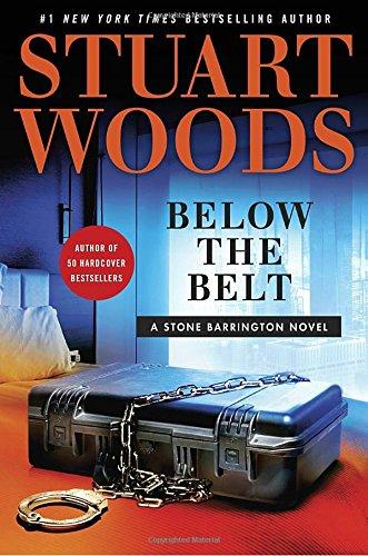 Price comparison product image Below the Belt (A Stone Barrington Novel)