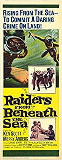 Raiders From Beneath The Sea - Authentic Original 14