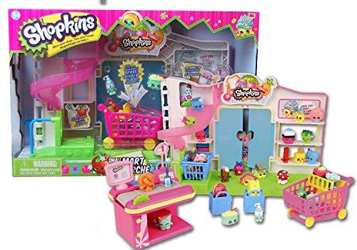 Shopkins Supermarket Playset