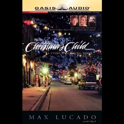 The Christmas Child audiobook cover art